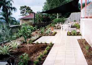 Home darryl burchard landscapes landscaping services for Landscape design courses brisbane