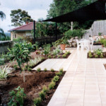 Paving an Outdoor Area
